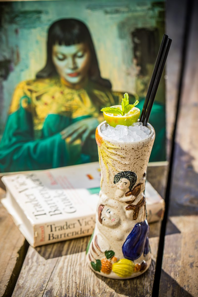 Good Life Vancouver: Tiki-themed and Classic Cocktails at The Westin Bayshore's H2
