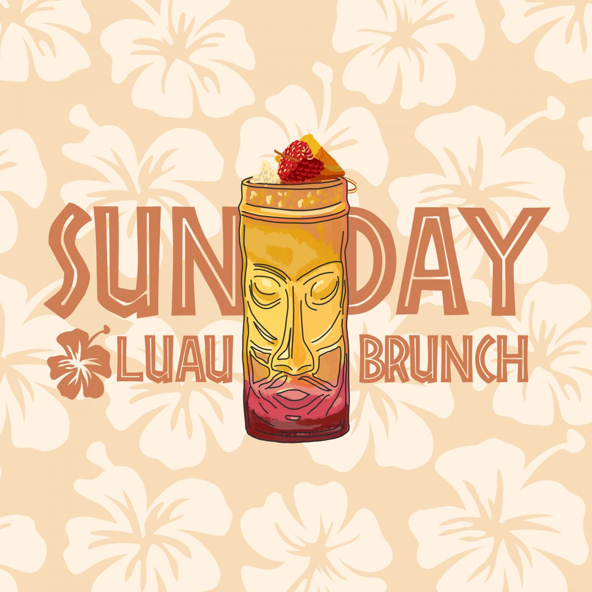 You Had Me at Aloha! H2's Sunday Luau Brunch Series Launches August 4th